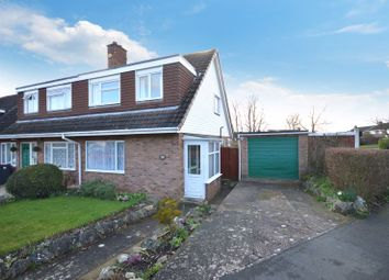 Thumbnail 3 bed semi-detached house for sale in Swinburne Close, Sutton Heights, Telford