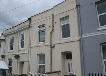 Thumbnail 3 bed maisonette for sale in Arundel Crescent, North Road West, Plymouth