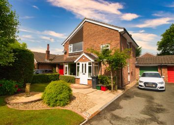 Thumbnail 3 bed detached house for sale in Kennelwood Road, Comberbach, Northwich