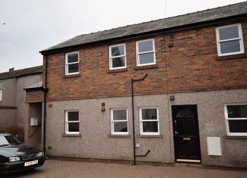 Thumbnail 2 bed flat to rent in Ward Street, Longtown, Carlisle