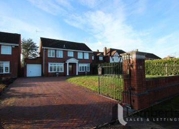 Thumbnail 4 bed detached house for sale in Willoughby Close, Kings Coughton, Alcester