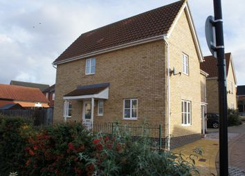 Thumbnail 2 bed semi-detached house to rent in Emmerson Way, Hadleigh, Ipswich, Suffolk
