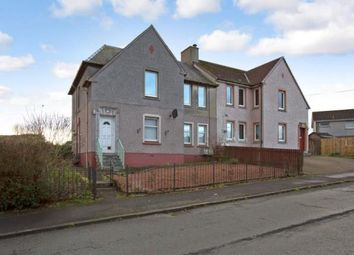 Thumbnail 2 bed flat for sale in Druid Street, Glassford, Strathaven, South Lanarkshire