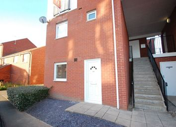 Thumbnail 1 bed flat to rent in Wildhay Brook, Hilton, Derby