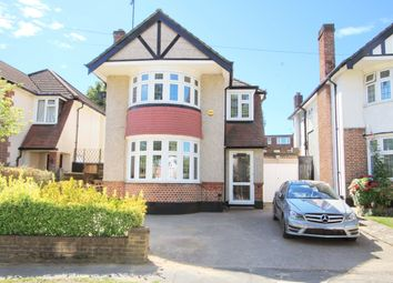 Thumbnail 3 bed detached house for sale in Suffolk Road, North Harrow, Harrow