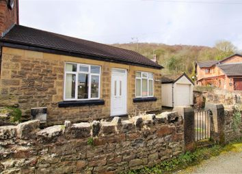 Thumbnail 2 bed detached bungalow for sale in Gwalia, Caergwrle, Wrexham