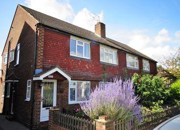Thumbnail 2 bed maisonette for sale in Feltham Hill Road, Ashford