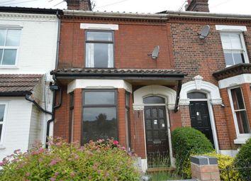 Thumbnail 3 bed terraced house for sale in Salisbury Road, Thorpe Hamlet, Norwich, Norfolk