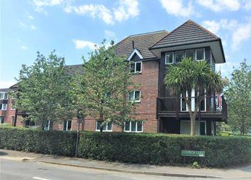 Thumbnail 2 bed flat to rent in Yachtsman Close, Bursledon, Southampton