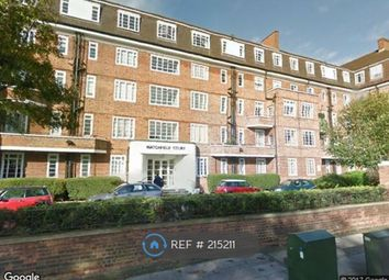 Thumbnail 1 bed flat to rent in Watchfield Court, London