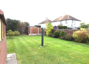 Thumbnail 2 bedroom bungalow for sale in Rochford Road, Southend-On-Sea