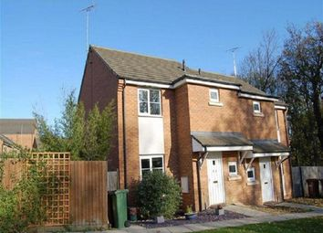 Thumbnail 3 bedroom semi-detached house for sale in Eddington Crescent, Welwyn Garden City