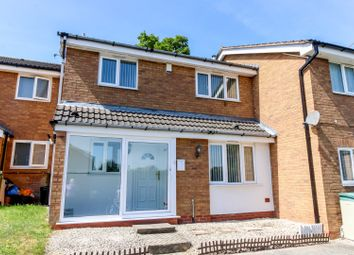 Thumbnail 2 bed terraced house for sale in Evergreen Close, Coseley, Bilston