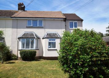 Thumbnail 3 bed semi-detached house for sale in St. Marys Road, Kelvedon, Colchester