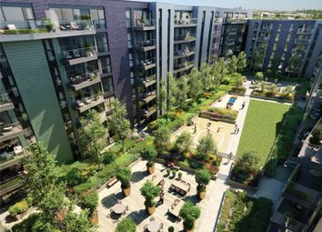 Thumbnail 2 bed flat for sale in Greenwich Square, Courtyard, Hawthorn Crescent, Greenwich, London