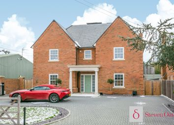 Thumbnail 5 bed detached house to rent in Hoe Lane, Nazeing, Waltham Abbey