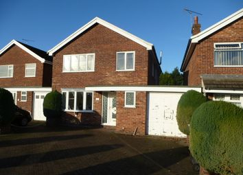 Thumbnail 4 bed detached house to rent in Hough, Crewe, Cheshire