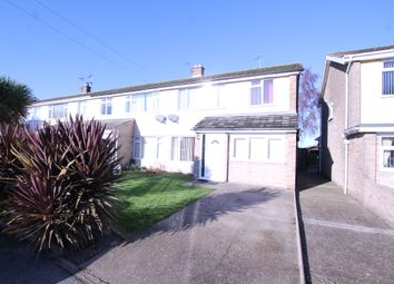 Thumbnail End terrace house for sale in Heathfields, Trimley St Martin