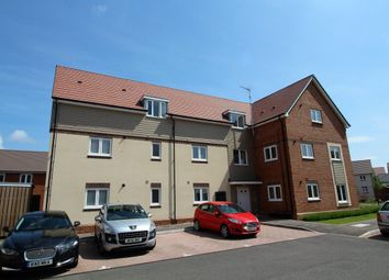 Thumbnail 2 bedroom flat to rent in Tainter Close, Rugby