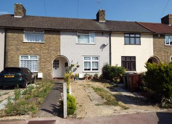 Thumbnail 2 bed terraced house for sale in Dagenham, Essex, .