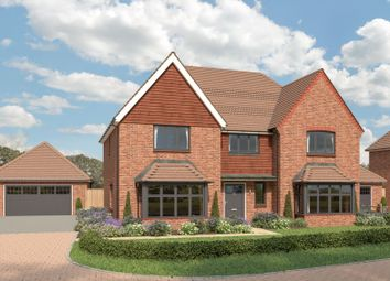 Thumbnail 5 bed detached house for sale in Butlers Court Road, Beaconsfield