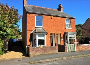 Thumbnail 2 bed semi-detached house for sale in Wood Street, Woburn Sands