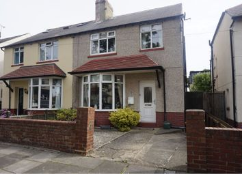 Thumbnail 3 bed semi-detached house for sale in Hillfield, Whitley Bay