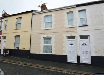 Thumbnail 2 bed terraced house for sale in Britannia Place, Plymouth, Devon