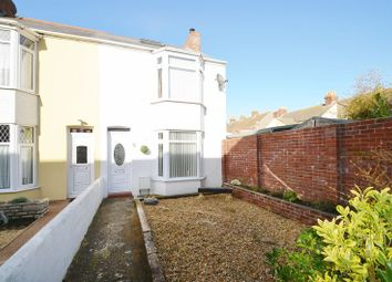 Thumbnail 2 bed terraced house for sale in Character Cottage, Clive Terrace, Weymouth