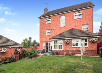 Thumbnail 5 bed detached house for sale in Malus Close, Hampton Hargate, Peterborough