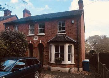 Thumbnail 3 bed property to rent in Whaddon Villas, Priory Road, Ascot