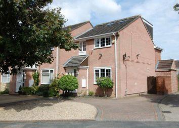 Thumbnail 4 bed end terrace house for sale in Poplar Close, Kidlington