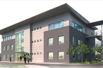 Thumbnail Office to let in Vision 25, Innova Park, Enfield, Middlesex