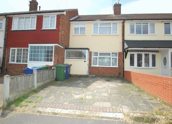 Thumbnail 3 bed terraced house to rent in Havis Road, Corringham, Stanford-Le-Hope