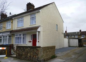Thumbnail 3 bed end terrace house to rent in Salisbury Road, Grays
