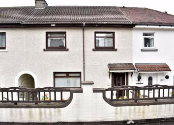 Thumbnail 3 bed terraced house for sale in 68, Castlehill Avenue, Port Glasgow