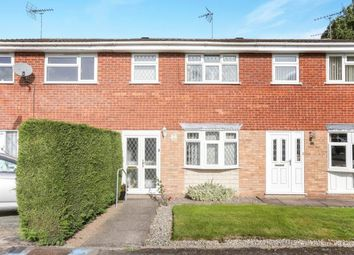 Thumbnail 3 bedroom terraced house for sale in Sedgefield Grove, Perton, Wolverhampton, West Midlands