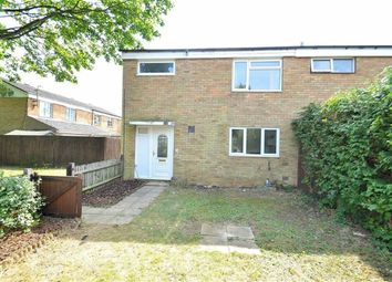 Thumbnail 3 bedroom end terrace house to rent in Winchester Close, Stevenage