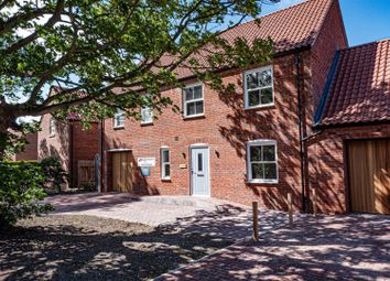 Thumbnail 4 bed semi-detached house for sale in Church Lane, Atwick, Driffield