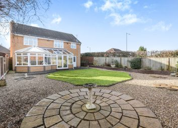 Thumbnail 5 bed detached house for sale in Knotts Avenue, Lyppard Kettleby, Worcester