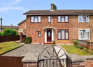 Thumbnail 3 bed semi-detached house for sale in Carnation Crescent, East Malling, Kent