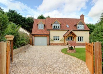 Thumbnail 4 bed detached house for sale in Horns Drove, Rownhams, Hampshire