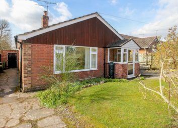 Thumbnail 3 bed bungalow for sale in Highfields Avenue, Whitchurch, Shropshire
