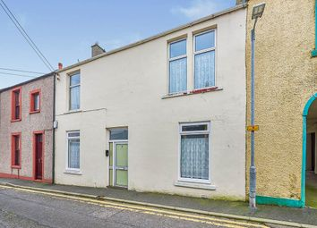 Thumbnail 3 bed terraced house for sale in Princes Street, Stranraer, Dumfries And Galloway