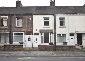 Thumbnail 2 bed terraced house to rent in Leek Road, Stoke-On-Trent, Staffordshire