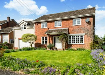 Thumbnail 5 bed detached house for sale in Abbey Close, Shrewton, Salisbury