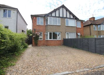 Thumbnail 3 bed semi-detached house for sale in Stanhope Road, Reading, Berkshire