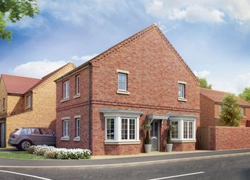 Thumbnail 4 bed detached house for sale in Morton-On-Swale, Northallerton, North Yorkshire
