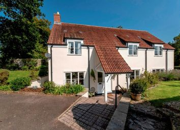 Thumbnail 4 bed detached house for sale in Cheddon Fitzpaine, Taunton