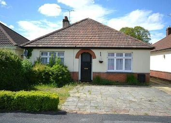 Thumbnail 2 bed detached bungalow for sale in Rosedale Avenue, Romsey